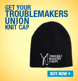 Troublemakers Union Knit Cap