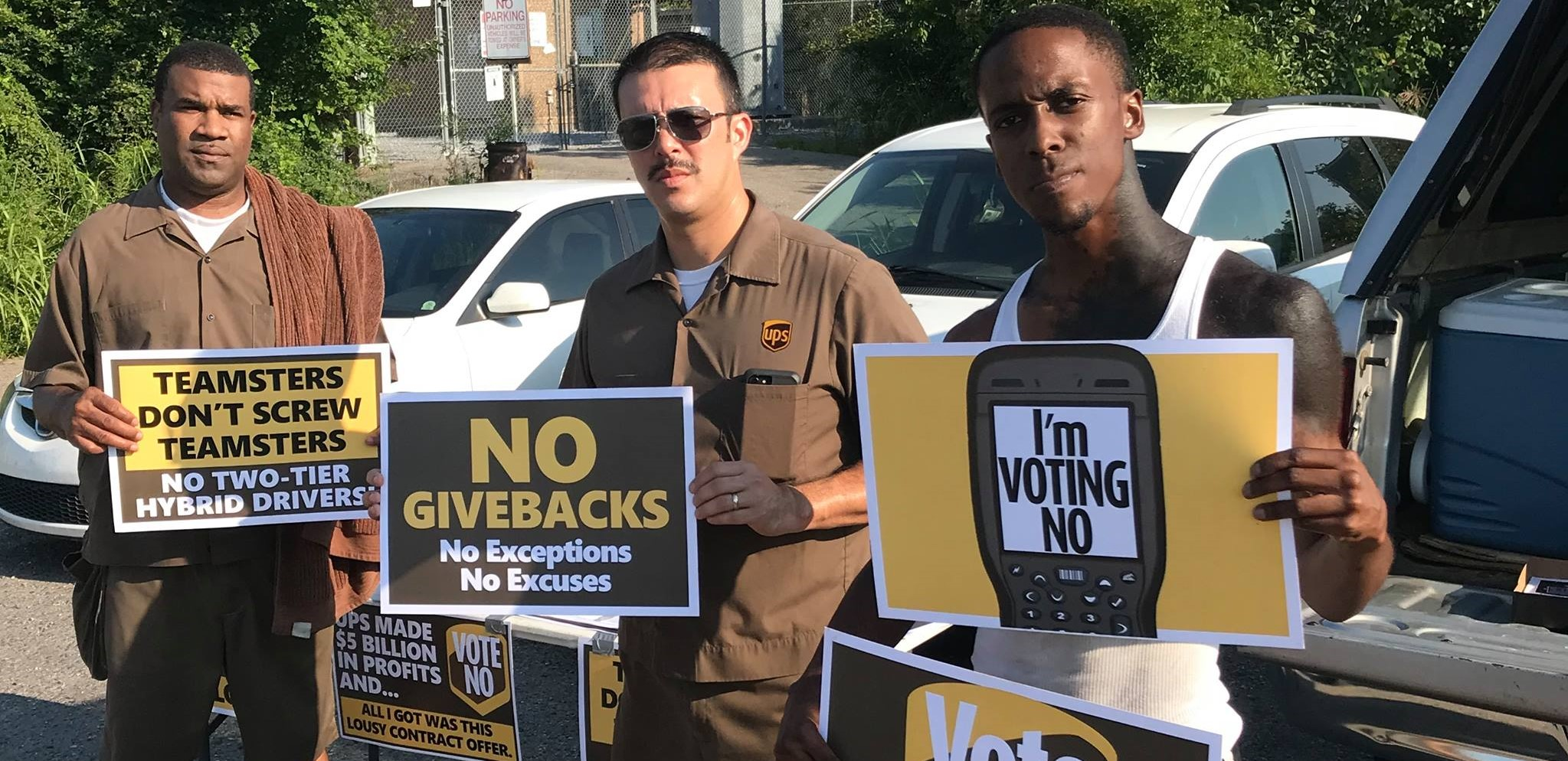 Ups Package Delivery Driver Salary >> Ups Teamsters Take On Two Tier Labor Notes