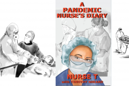 A Pandemic Nurse's Diary book cover