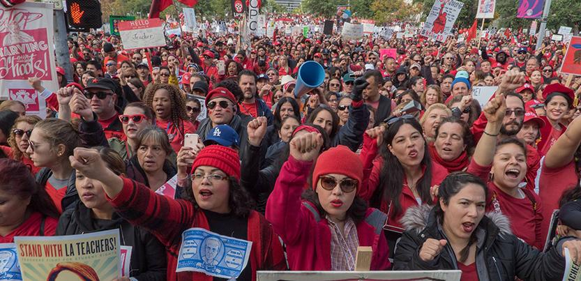 chicago public schools strike 2020