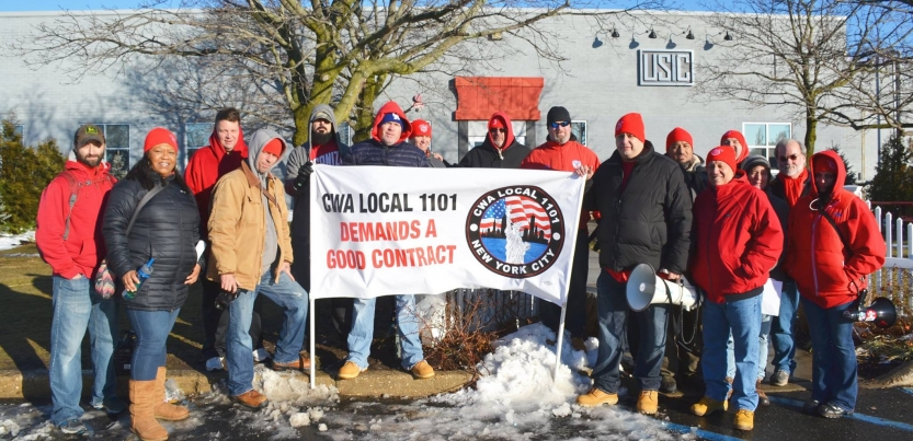 Utility Locators Fight for First Contract | Labor Notes