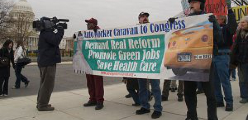 Auto Workers Told to Take Concessions, Abandon Retirees