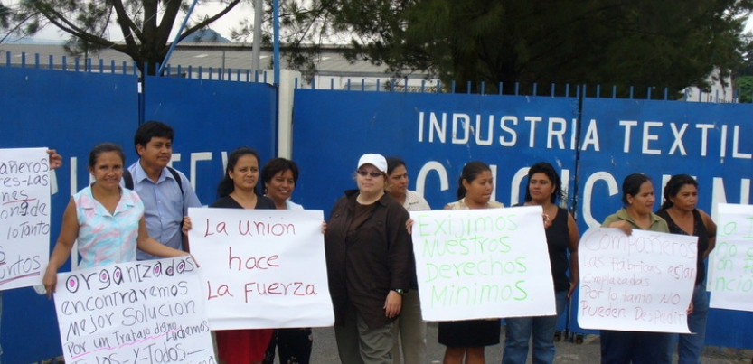 As Tpp Deal Inked Guatemala Labor Case Unmasks Free Trades Empty