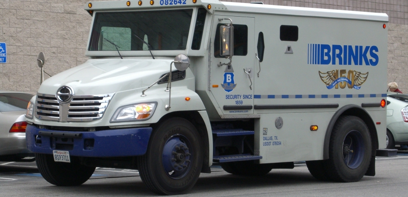 Brink's Armored Car Workers Join Fight for 15 and a Union