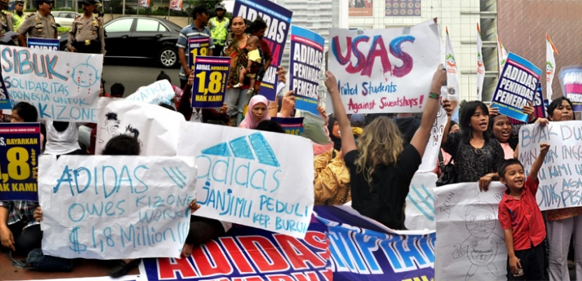From Indonesia to Honduras: How Anti-Sweatshop Activists and Unions