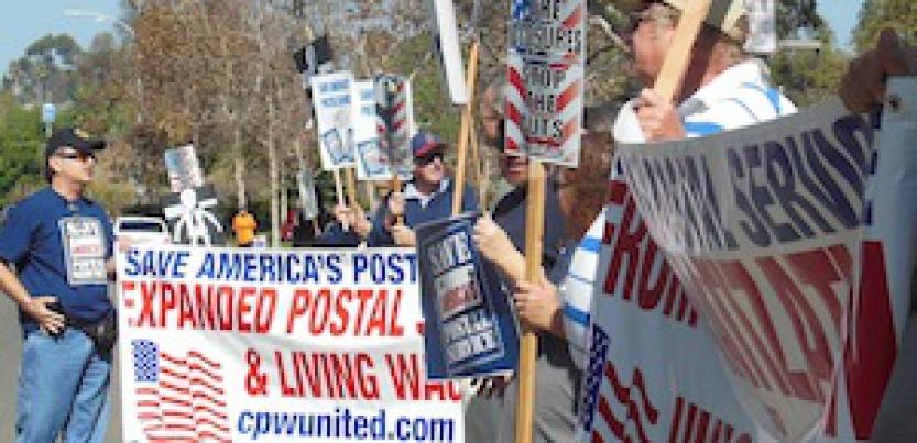 Postal Service To Cut Trucker Jobs On Flimsy Environmental Pretext
