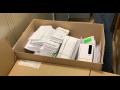 box of ballots