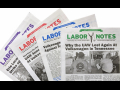 Labor Notes magazine covers