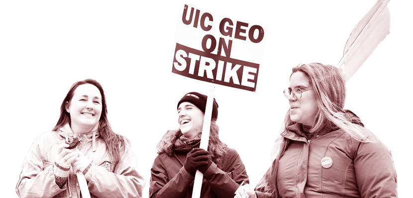 Three workers from UIC GEO.